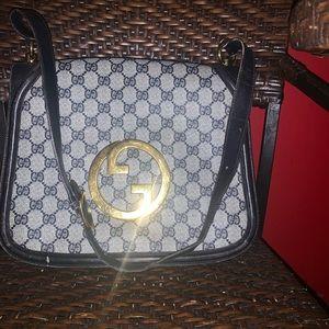 Vintage Gucci Bag with guccisima design